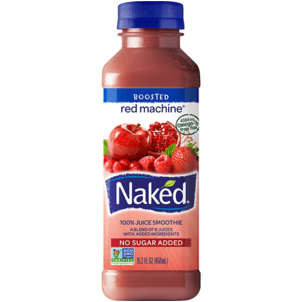 Naked 100% Juice Smoothie, Red Machine