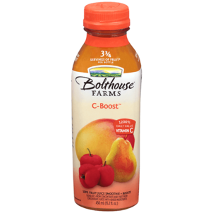 Bolthouse Farms Fruit Smoothie, C-Boost