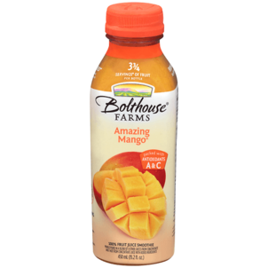 Bolthouse Farms Fruit Smoothie, Amazing Mango