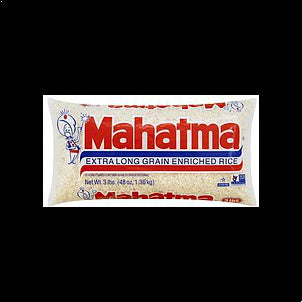 Mahatma Rice Enriched, Extra Long Grain 48 OZ