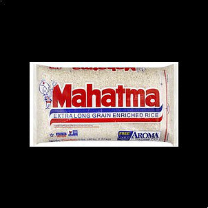 Mahatma Rice Enriched, Extra Long Grain 5 LB