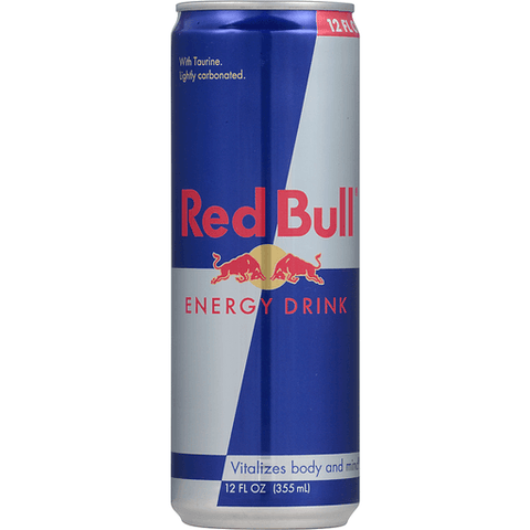 Red Bull Energy Drink 12 OZ