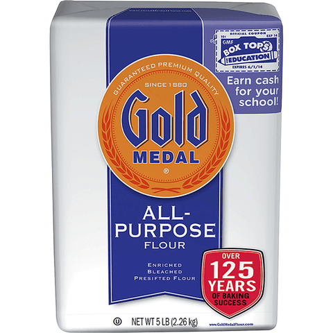 Gold Medal All-Purpose Flour 5 LB