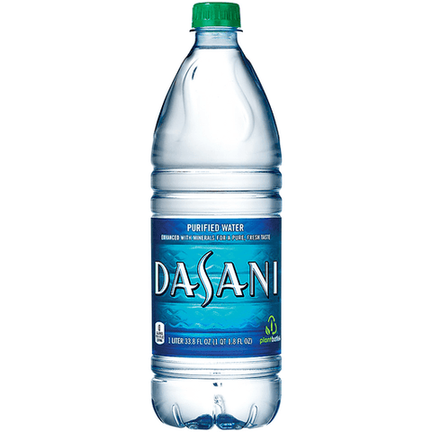 Dasani Water, Purified 1.5 LT