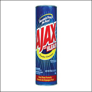Ajax Powder Cleanser with Bleach 21 OZ