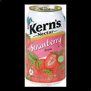 Kern's Nectar Strawberry, 11.5 oz 11.5 OZ