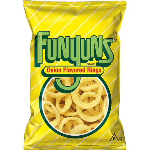 Funyuns Onion Flavored Rings 67.3 GR