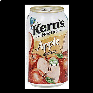 kern's Nectar Apple, 11.5 oz 11 OZ