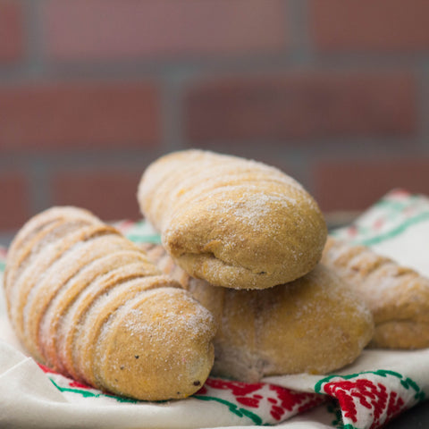 Mexican Sweet Bread Pan Dulce Mexicano Bread 8