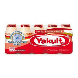 Yakult Probiotic Drink 5 PK
