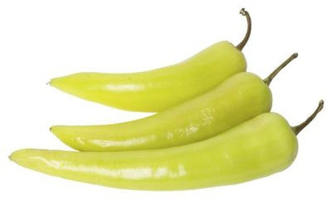 YELLOW WAX PEPPER  LB
