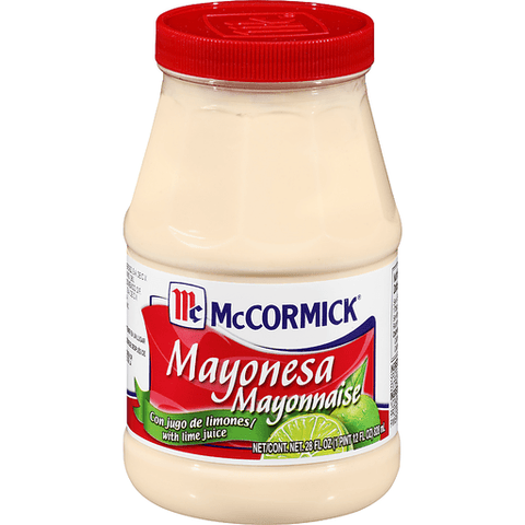 McCormick Mayonnaise, with Lime Juice 20 OZ