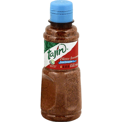Tajin Seasoning, Clasico, Low Sodium, with Lime 5 OZ