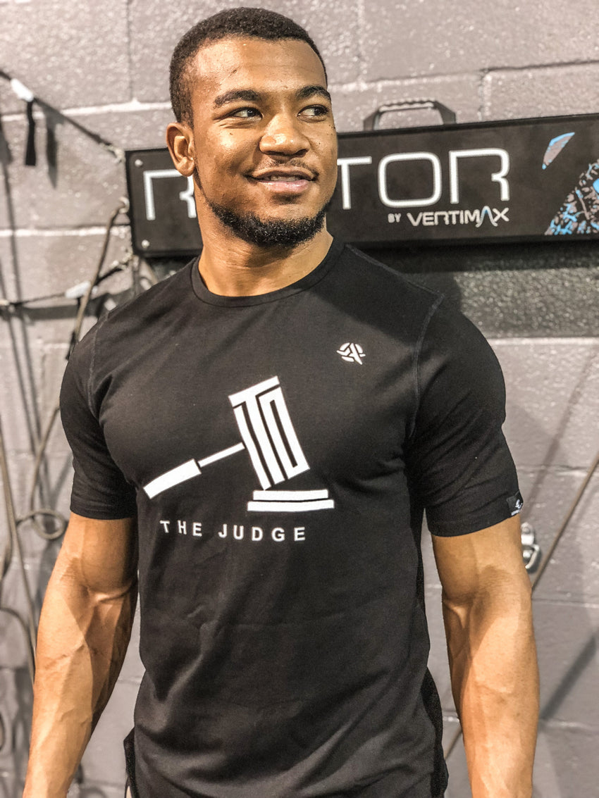 "The Official Ito Smith ""The Judge"" Athleisure Tee"