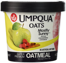Umpqua Oats - Mostly Sunny All Natural Oatmeal (12 Pack) - Beverage Solutions