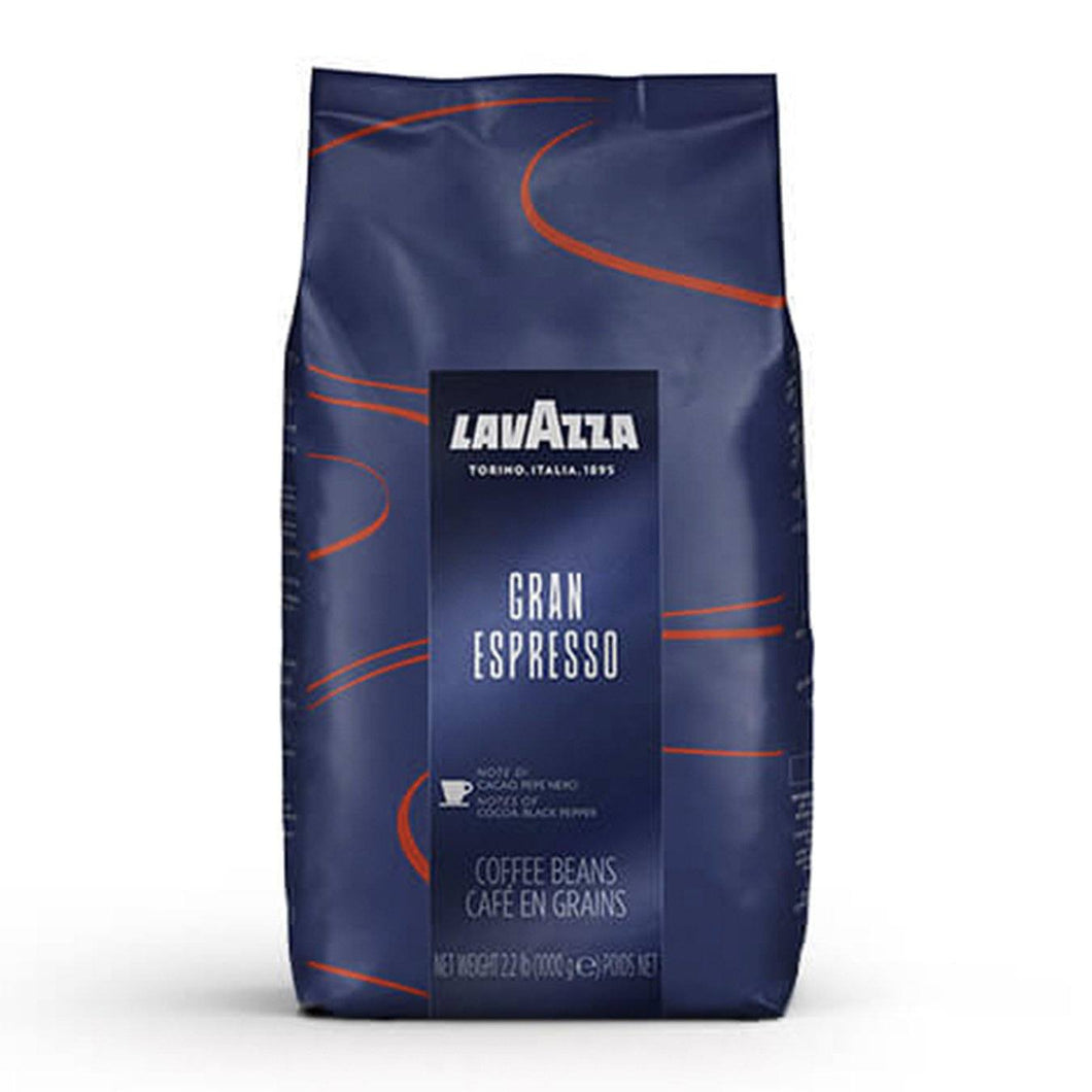 Lavazza Gran Espresso   Whole Bean   Medium Roast - Beverage Solutions