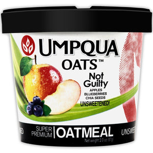 Umpqua Oats - Not Guilty All Natural Oatmeal (12 Pack) - Beverage Solutions