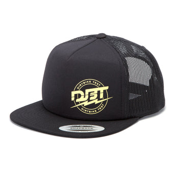 DBT Trucker Hat - Black