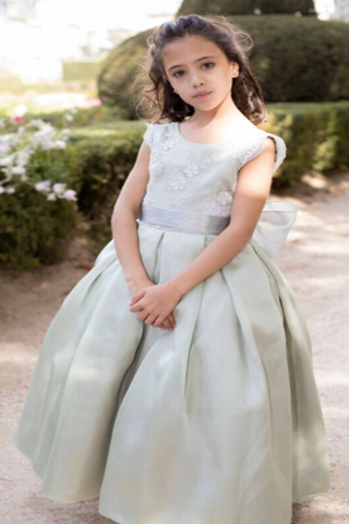Amelie Flower Girl Dress Flower Girls Dresses - biancamiele