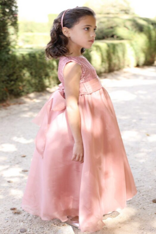 Aimee Flower Girl Dress Flower Girls Dresses - biancamiele