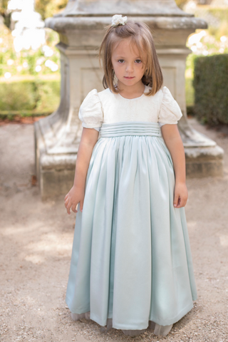 Ana Flower Girl Dress Flower Girls Dresses - biancamiele