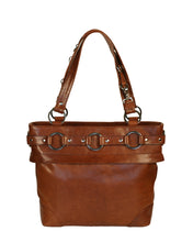 Jessica Tote- Italian Vegetable Tanned Leather