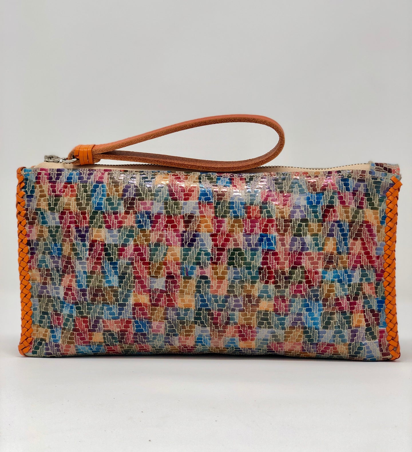 Bella  Convertible Gusset Clutch