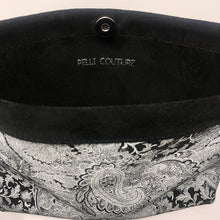 Paisley Convertible Clutch