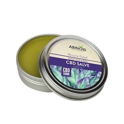 Abinoid Muscle Relief Salve