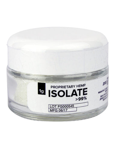 Proprietary Hemp Isolate