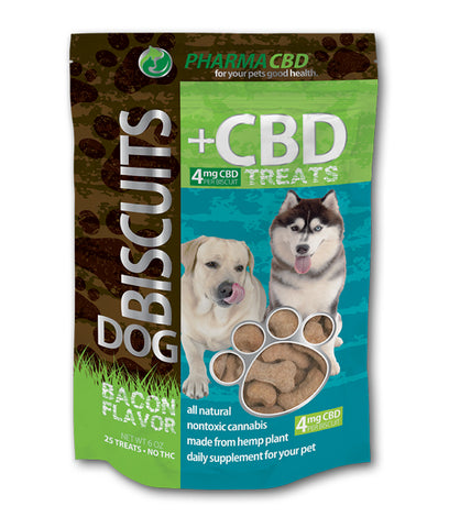 Hemp CBD Pet Treats