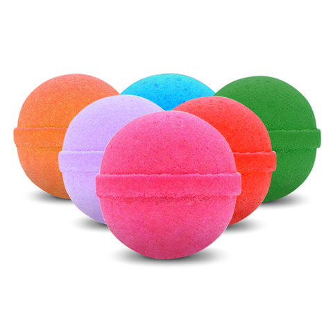 cbdMD Bath Bombs Sampler 6-Pack