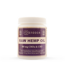 Endoca Raw Hemp Capsules CBD+CBDa
