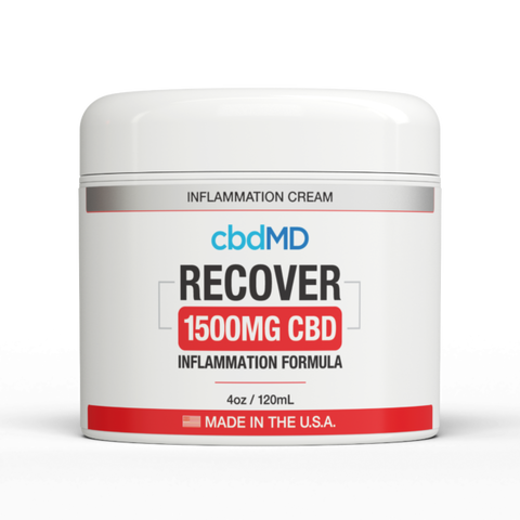cbdMD Recover Inflammation Cream