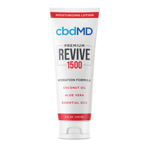 cbdMD Reviving Lotion 1500mg