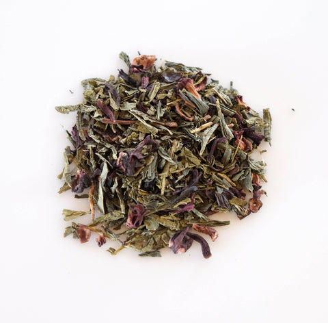 Genesis Organic Fruit China Green Tea