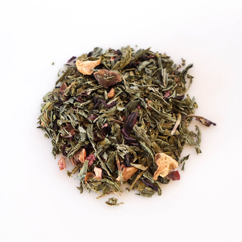 Fresh Phrase Organic Fruit China Green Tea