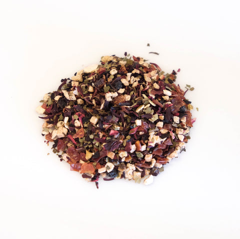Berry Blueberry Fruit Tisane