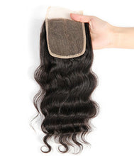 Brazilian Virgin Hair- Lace Closure 4X4-Body Wave