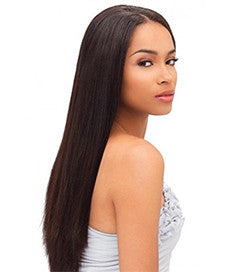 New Brazilian Virgin Hair Lace Wig - Straight