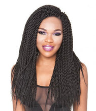 Senegalese Twist - Crochet Braid