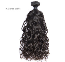 7A Raw Natural Bundle Hair