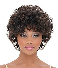 Janet Collection 100% Human Hair Remy H/H Vianne Wig