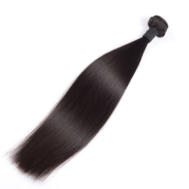 10A Unprocessed Malaysian Virgin Hair - Straight