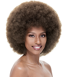 Large Afro