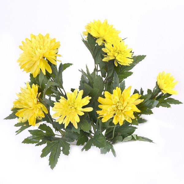 Chrysanthemum Bloomr Home Artificial Flowers and Trees