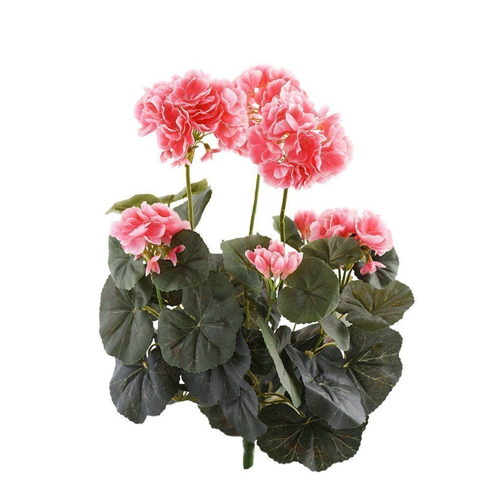 Geranium Bloomr Artificial Flowers & Artificial Trees