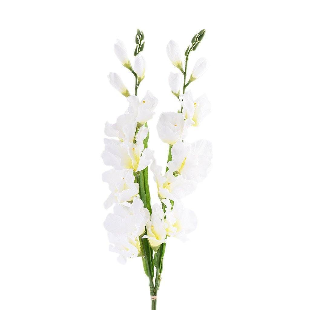 Gladiola Bloomr Home Artificial Flowers and Trees