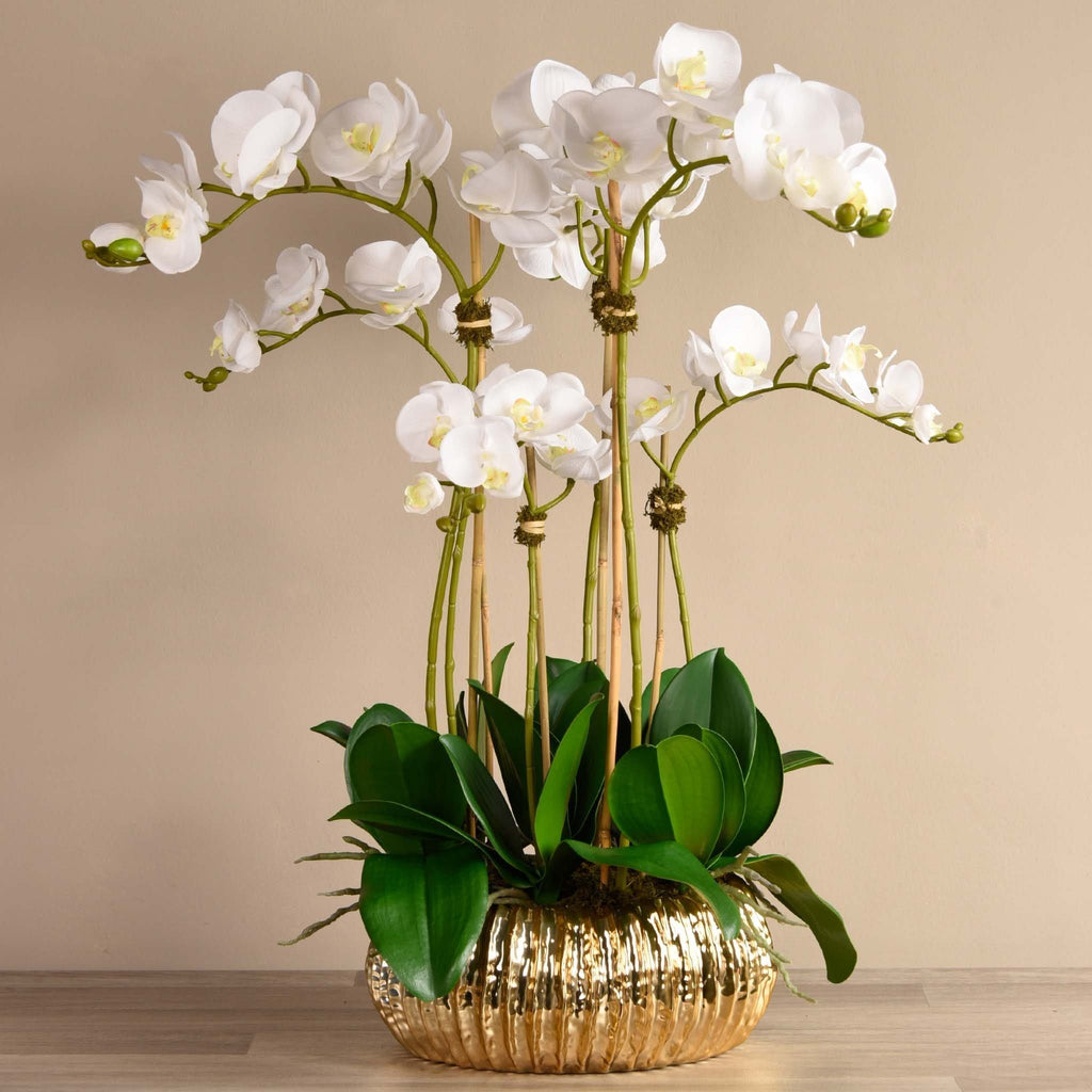 Royal Orchid Arrangement Bloomr Artificial Flowers & Artificial Trees