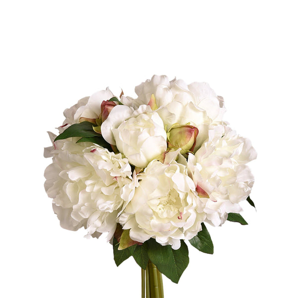 Peony Mixed Bouquet Bloomr Artificial Flowers & Artificial Trees